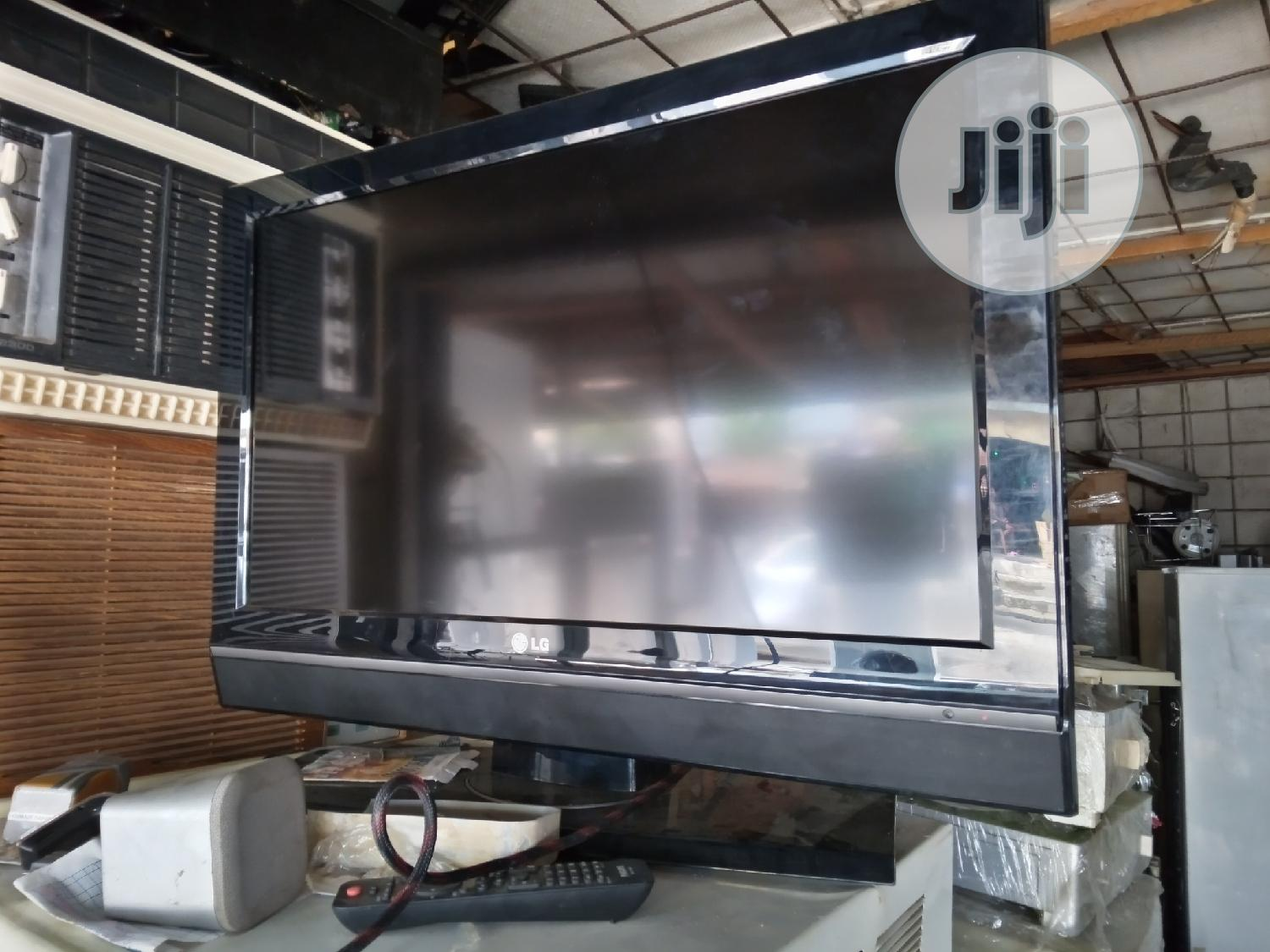 32 Inches LG Television , London Use, With Unique Features. | TV & DVD Equipment for sale in Owerri, Imo State, Nigeria