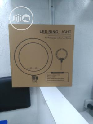 """LED Ring Light 18"""" With Remote, 3 Phone Clips & Stand   Accessories & Supplies for Electronics for sale in Lagos State, Ikeja"""