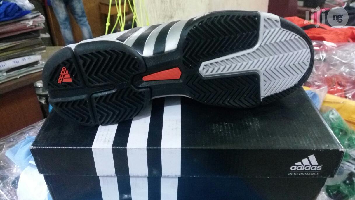 Adidas Barricade Lawntennis Canvas | Shoes for sale in Ikeja, Lagos State, Nigeria