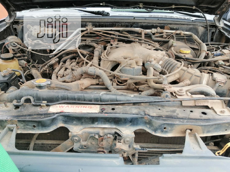 Archive: Nissan Xterra 2001 Automatic Black