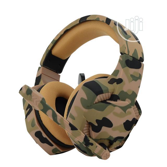 Gaming Headphones Headset High Quality AE-367C