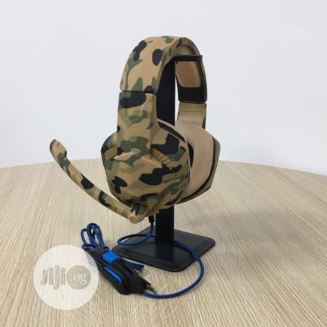 Gaming Headphones Headset High Quality AE-367C   Headphones for sale in Victoria Island, Lagos State, Nigeria