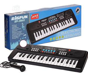 Kids Keyboard With Microphone | Toys for sale in Lagos State, Apapa