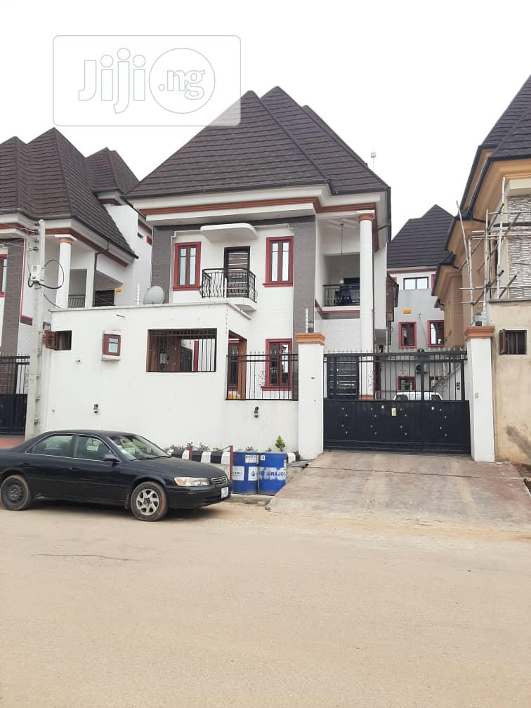 5 Bedroom House With A Penthouse At Magodo GRA Phase 2