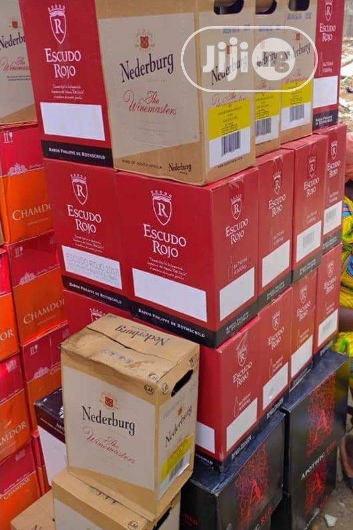 Escudo Rojo Red Wine   Meals & Drinks for sale in Lagos Island (Eko), Lagos State, Nigeria