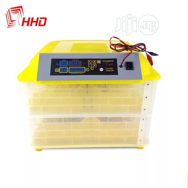 112 Egg Capacity Incubator+ Inverter