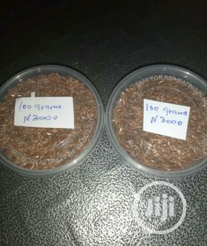 Flax Seeds(Linseed)3k Per 100grams   Feeds, Supplements & Seeds for sale in Lagos State, Apapa