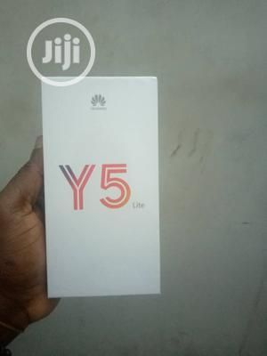 New Huawei Y5 Lite 16 GB Black | Mobile Phones for sale in Lagos State, Ikeja