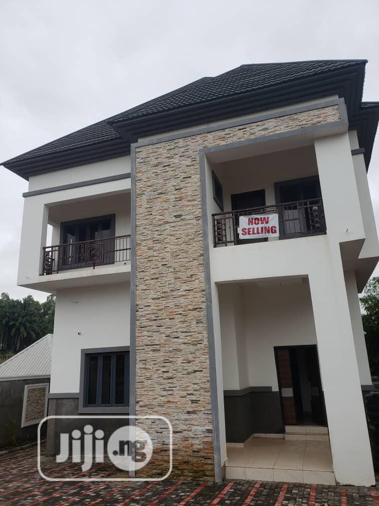 Brand New 4bedroom En-suite Duplex@ Golf Estate Phase1 Enugu