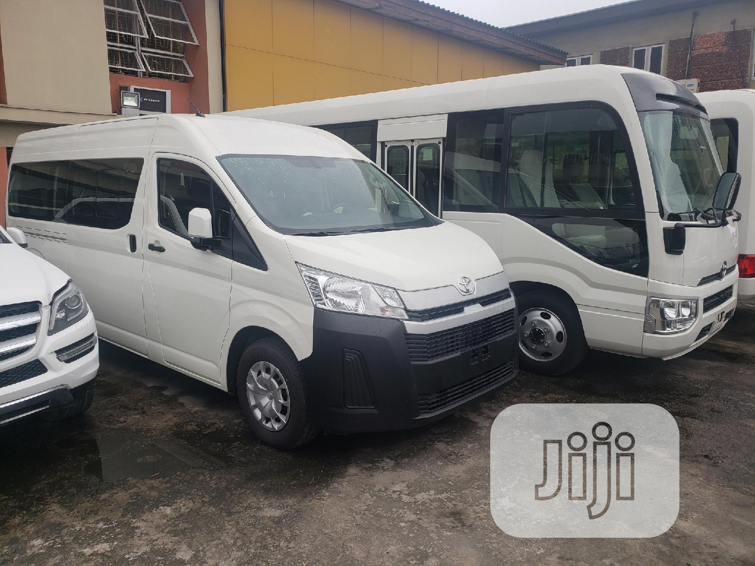 Toyota Hiace Bus Brand New | Buses & Microbuses for sale in Surulere, Lagos State, Nigeria