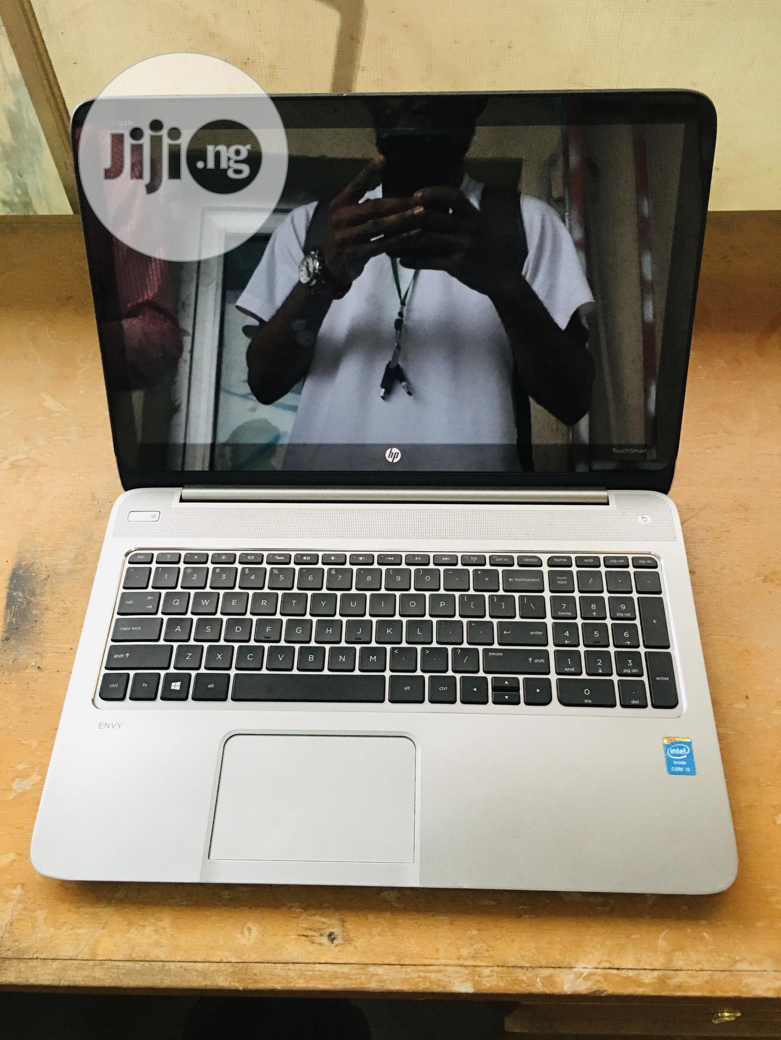 Laptop HP Envy M6 8GB Intel Core I5 HDD 750GB | Laptops & Computers for sale in Wuse, Abuja (FCT) State, Nigeria