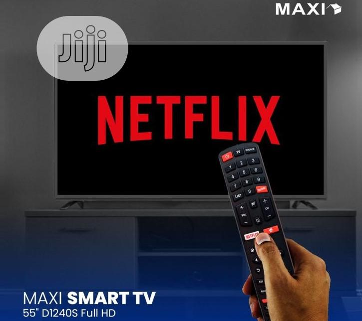 """55"""" Full HD Television D1240S - MAXI D111"""