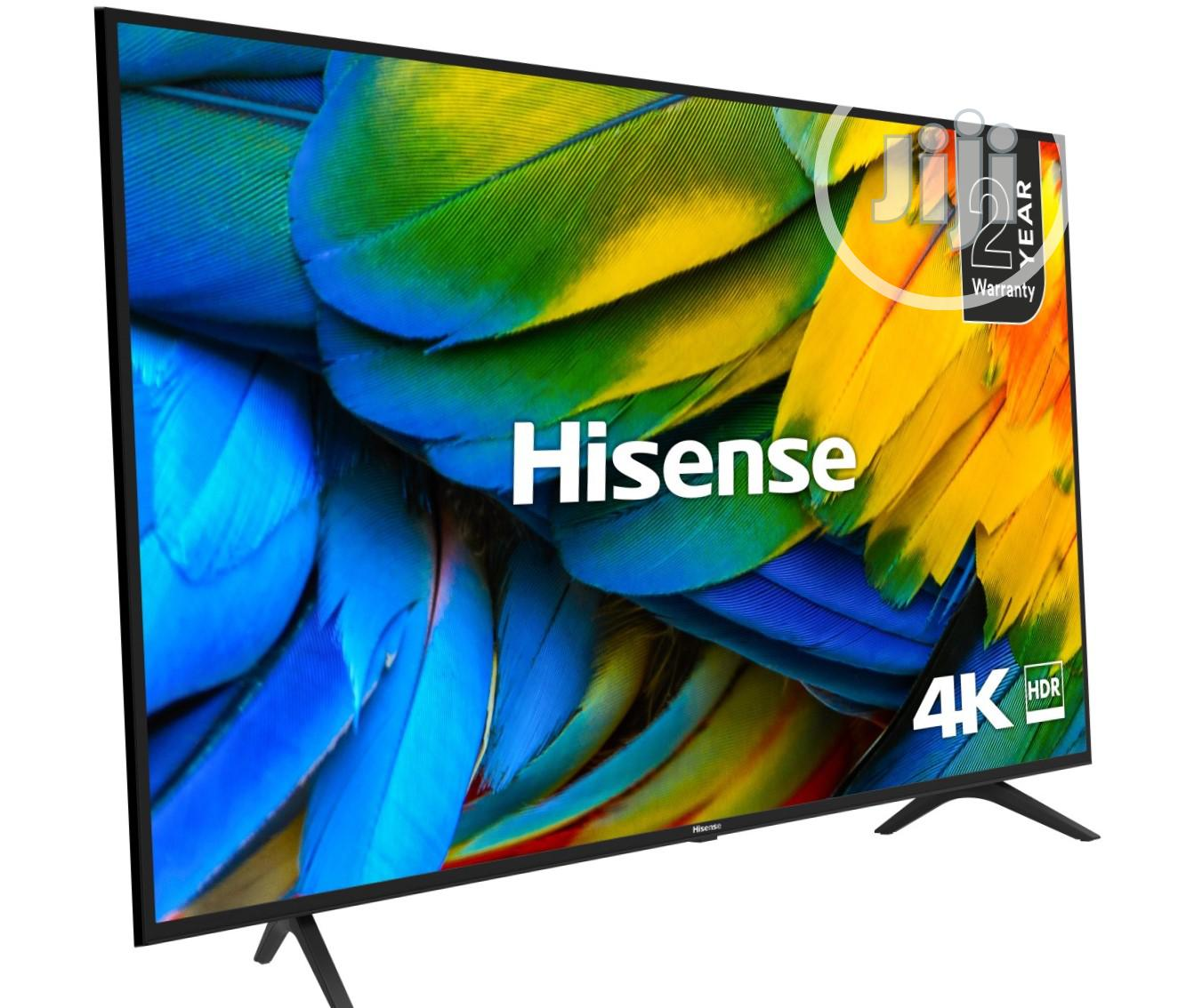 "65"" UHD Smart Television B7100 - Hisense D111"