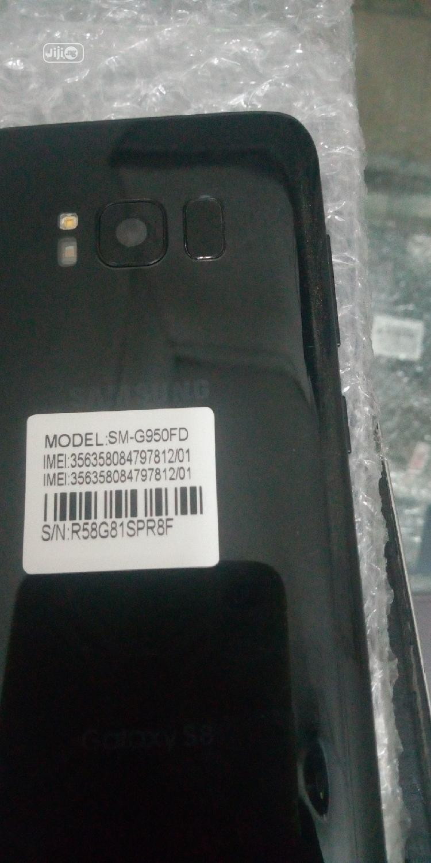 Samsung Galaxy S8 64 GB Black | Mobile Phones for sale in Ikeja, Lagos State, Nigeria