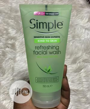 Simple Refreshing Facial Wash   Bath & Body for sale in Lagos State, Abule Egba
