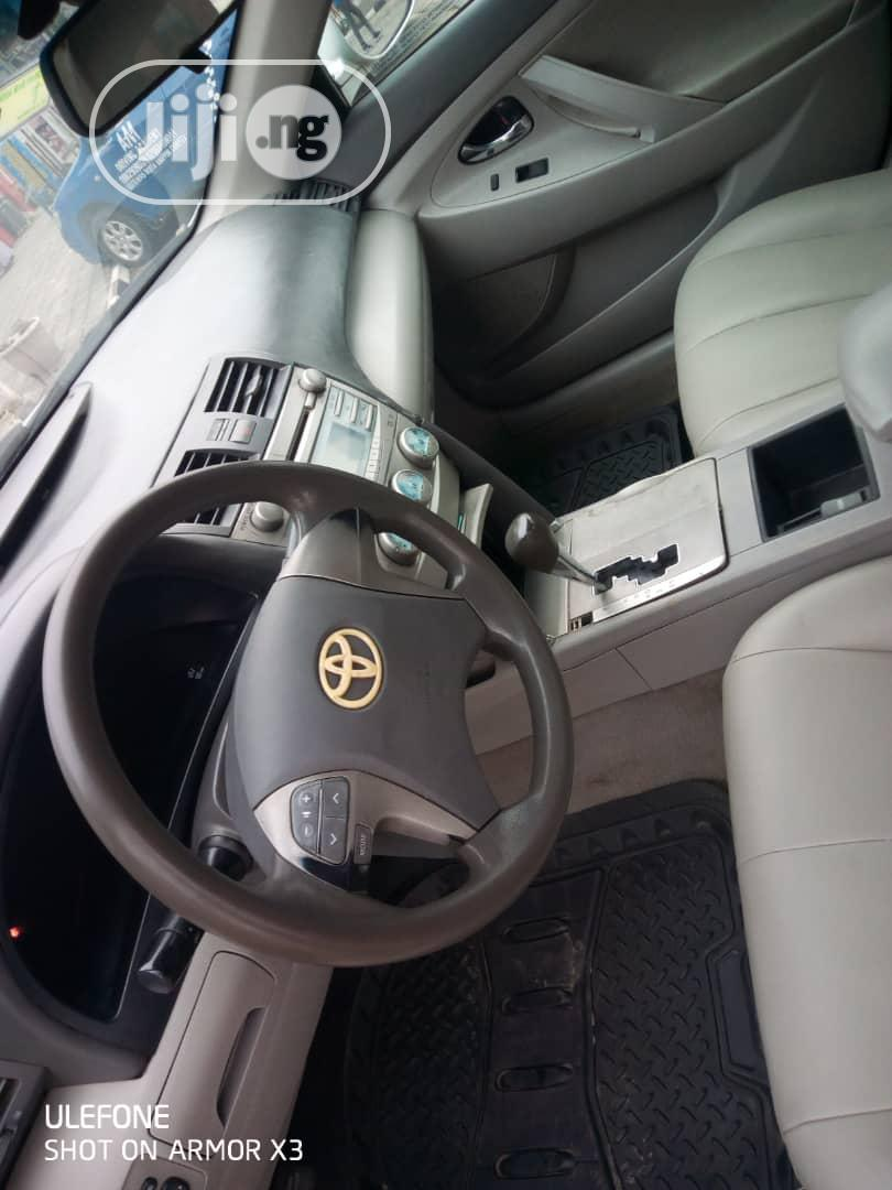 Toyota Camry 2007 Silver | Cars for sale in Ajah, Lagos State, Nigeria