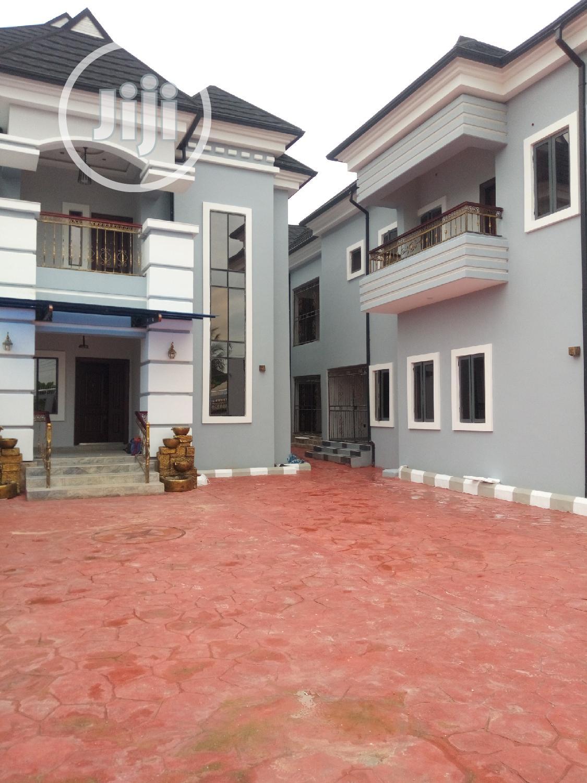 Tastefull 4bedroom Duplex With Good Light In Ada George PH