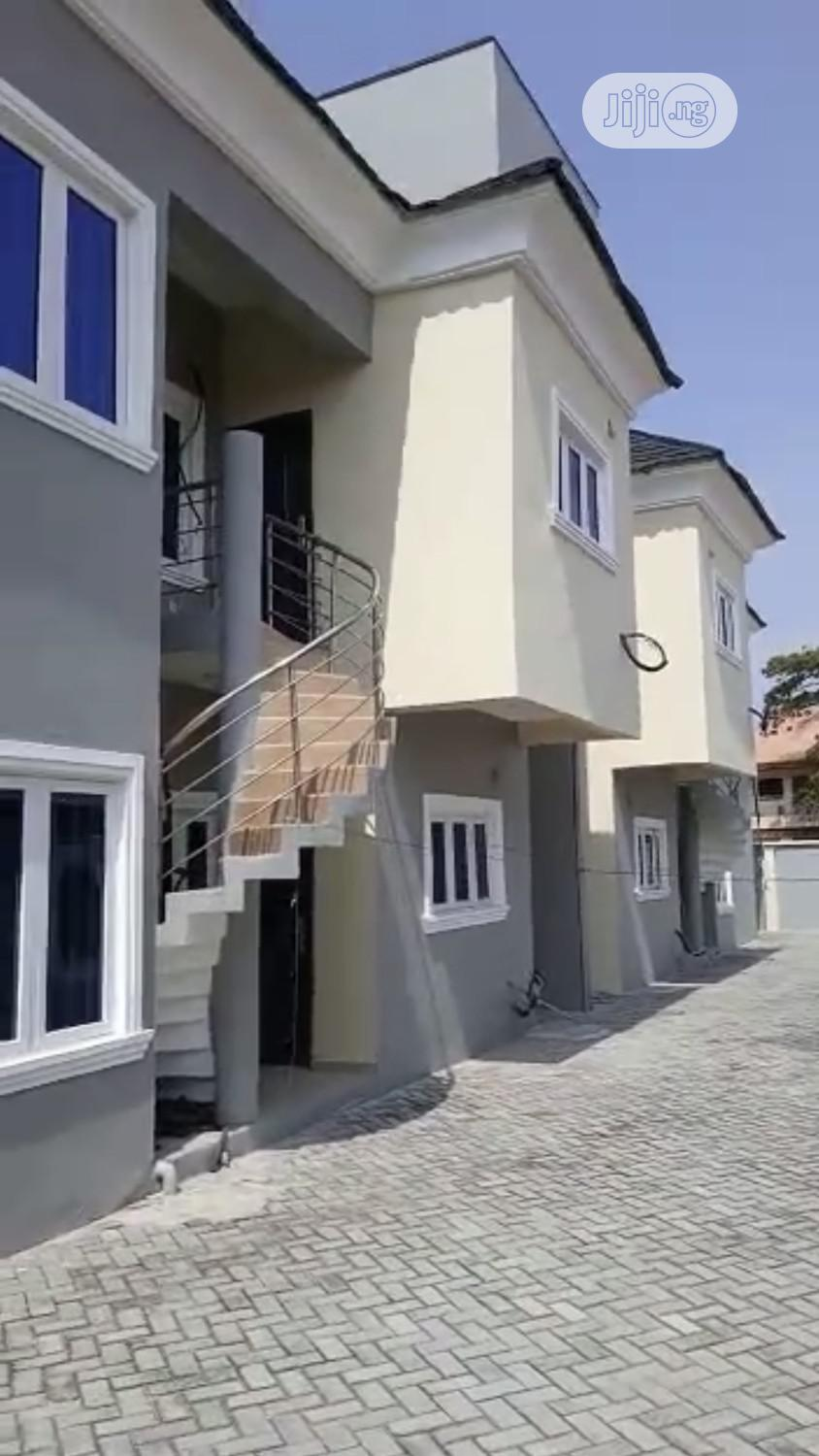 A Brand New Block of 4 Flats for Rent