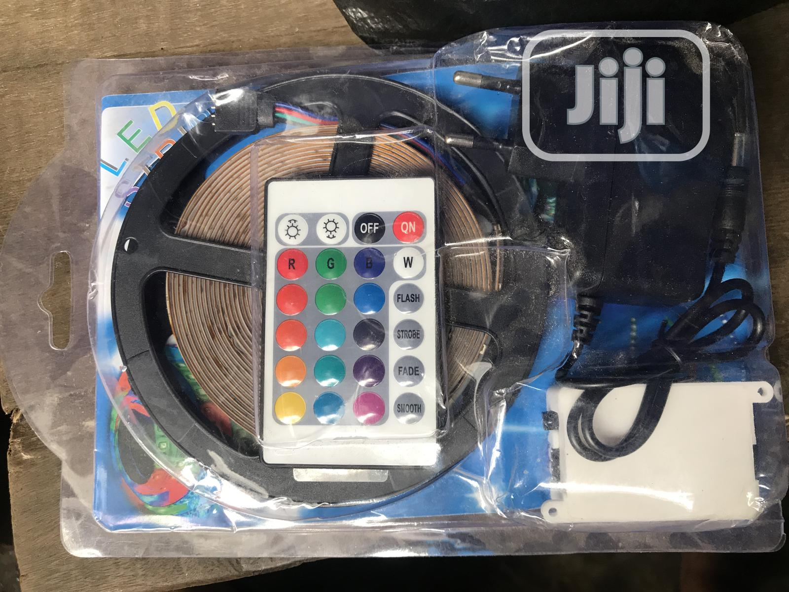 Archive: 5 Meter Led Strip With Remote