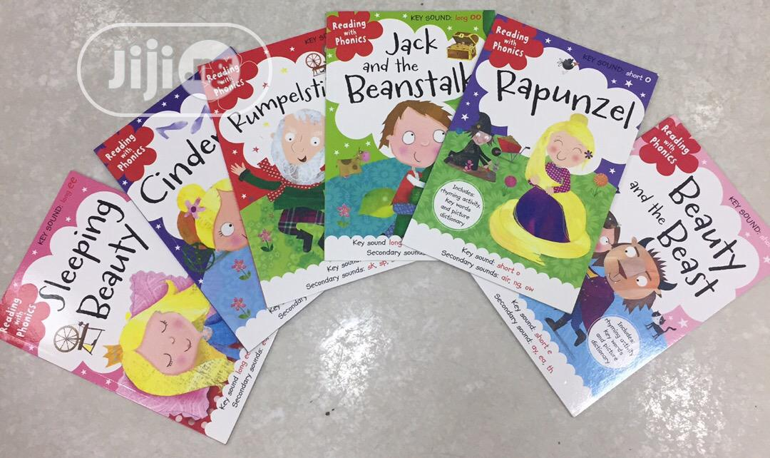 12pcs Kids Classic Story Book