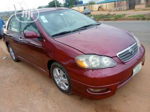 Toyota Corolla 2006 S Red | Cars for sale in Kwara State, Ilorin West