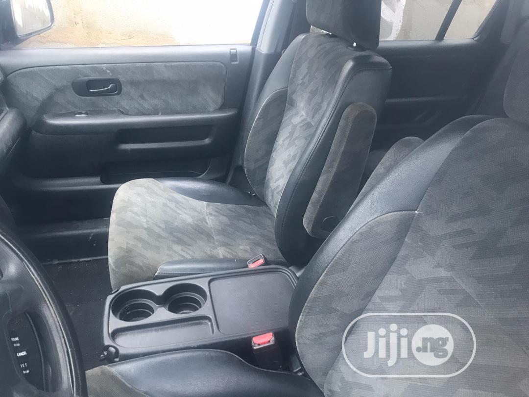 Honda CR-V EX 4WD Automatic 2003 Black