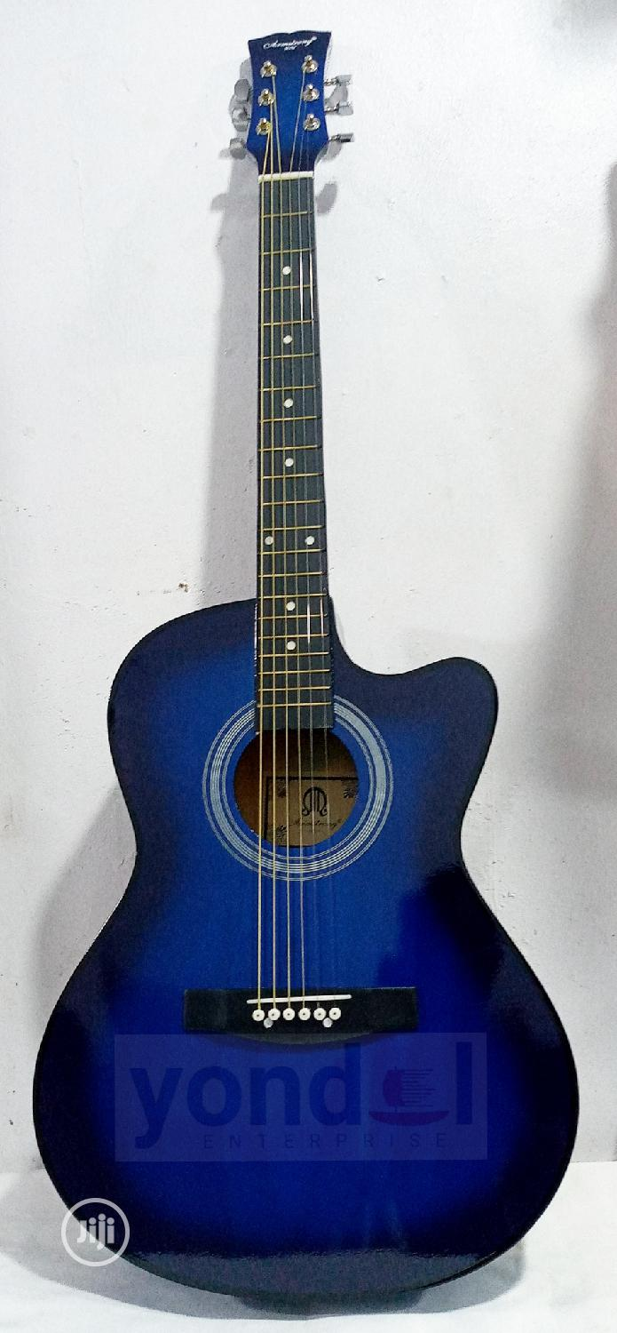 "39"" Armstrong USA Acoustic Guitar 