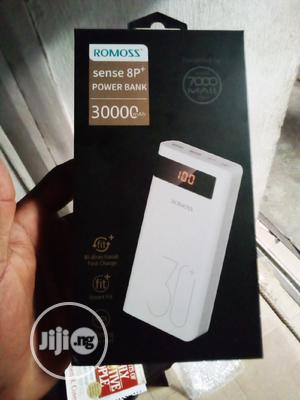30000mah Romoss Power Bank | Accessories for Mobile Phones & Tablets for sale in Lagos State, Ikeja