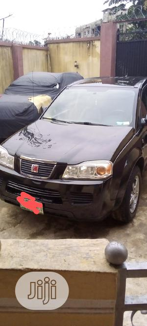 Saturn Vue 2007 Green Line Hybrid Black | Cars for sale in Abia State, Aba North