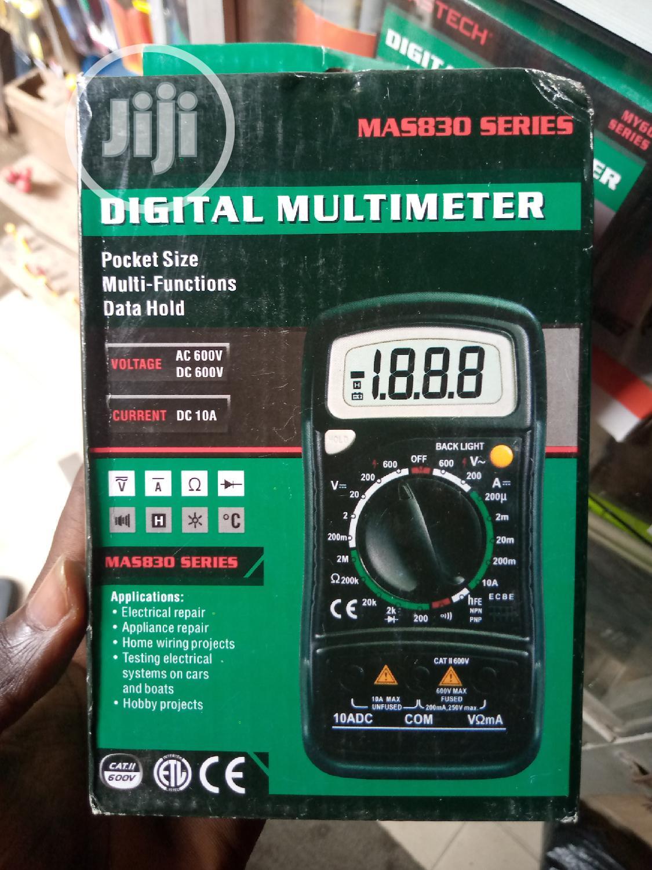 Archive: Digital Multimeter