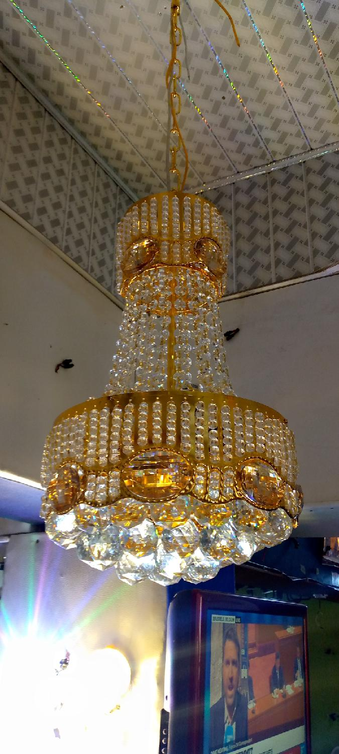 Crystal Chandeliers Lights