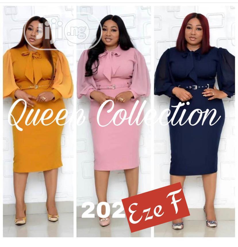 Corporate Ladies Gown