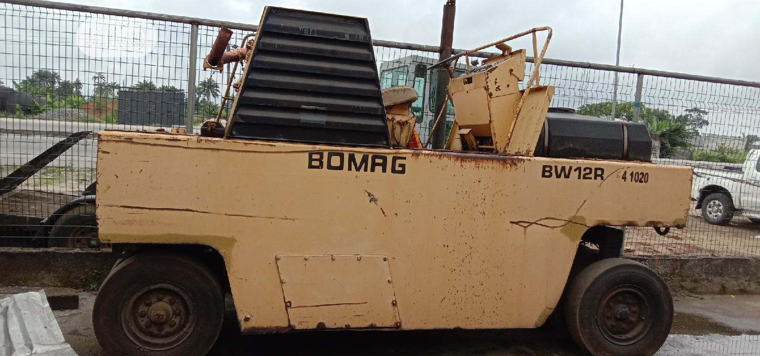 Archive: Working Condition Bomac Roller For Sale In Portharcourt
