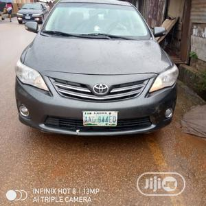 Toyota Corolla 2012 Gray   Cars for sale in Anambra State, Onitsha