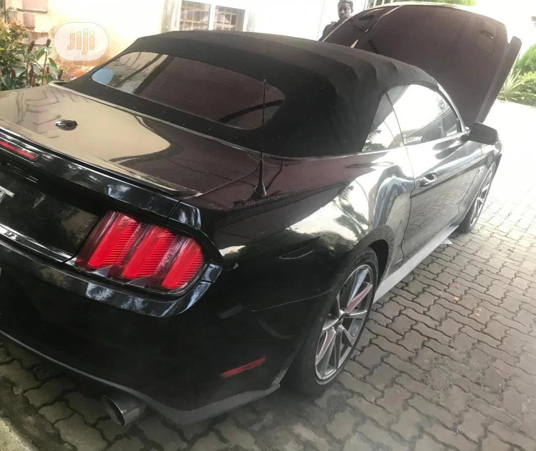 Ford Mustang 2015 Black | Cars for sale in Lekki, Lagos State, Nigeria