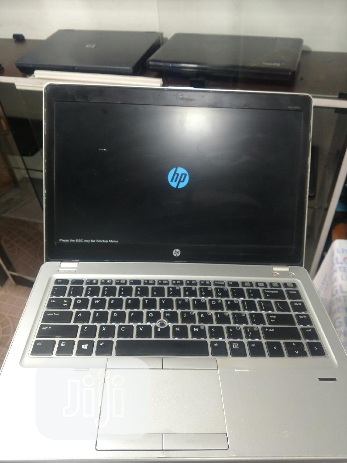 Laptop HP EliteBook Folio 9480M 8GB Intel Core i5 HDD 500GB | Laptops & Computers for sale in Wuse 2, Abuja (FCT) State, Nigeria