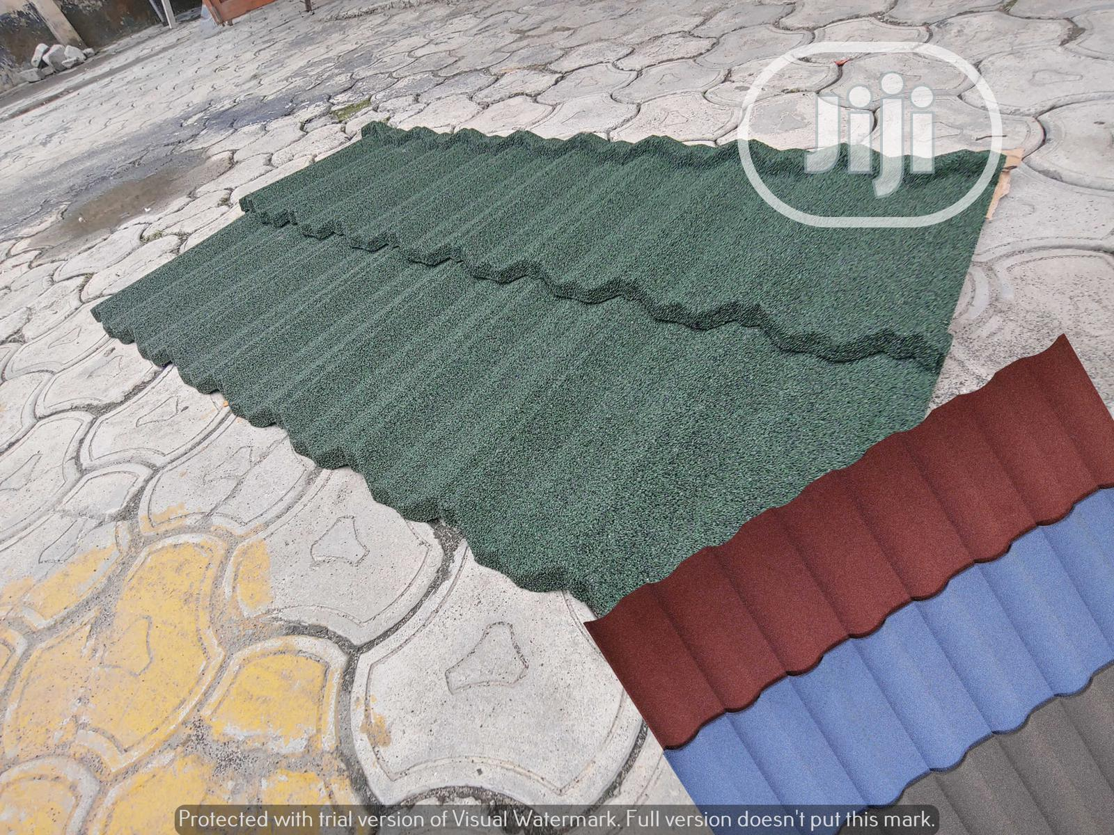 Quality Gerard Roof Tiles Classic In Ajah Building Materials Dnl Solutions Jiji Ng For Sale In Ajah Buy Building Materials From Dnl Solutions On Jiji Ng