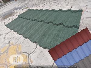 Original 0.55mm Gerard Roof Tiles Shingles   Building Materials for sale in Lagos State, Ajah