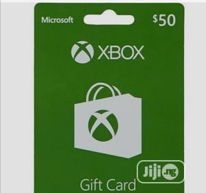 Xbox Gift Card   Accessories & Supplies for Electronics for sale in Oyo State, Oluyole