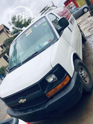 Chevrolet Express 2008 Cargo Van G 3500 White | Buses & Microbuses for sale in Lagos State, Ikeja