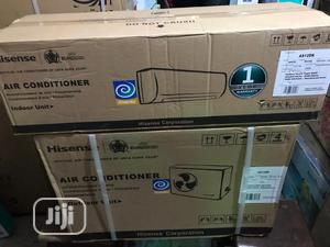 Hisense 1.5hp Inverter Split Unit Air Conditioner System | Home Appliances for sale in Lagos State, Abule Egba