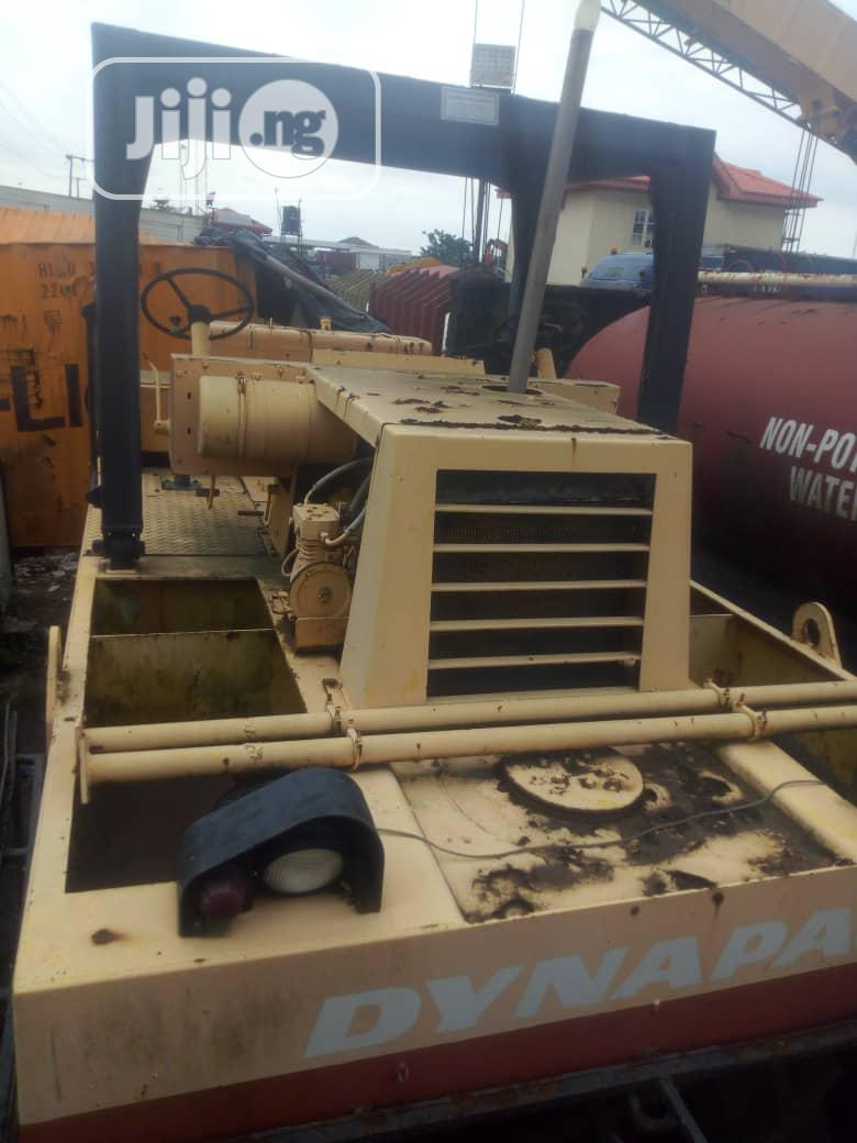 Clean Tokunbo DYNAPAC ASHPALT ROLLER For Sale | Heavy Equipment for sale in Ikorodu, Lagos State, Nigeria