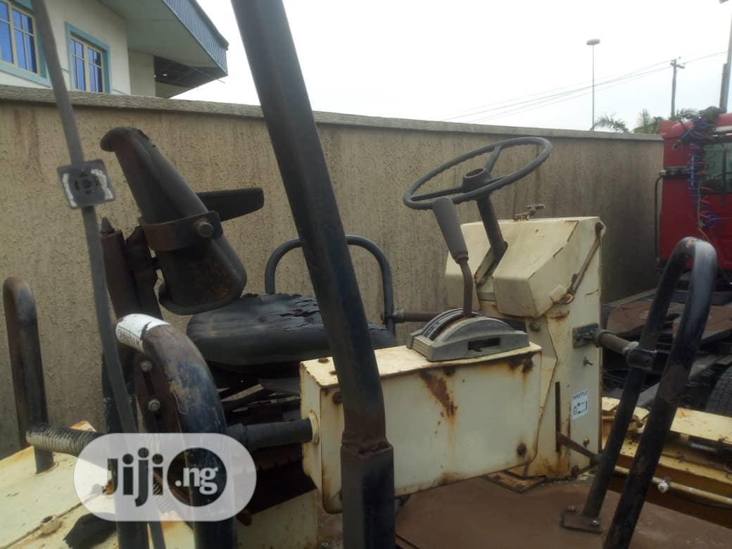 Clean Tokunbo 1996 INGERSOL-RAND Roller With For Sale | Heavy Equipment for sale in Ikorodu, Lagos State, Nigeria