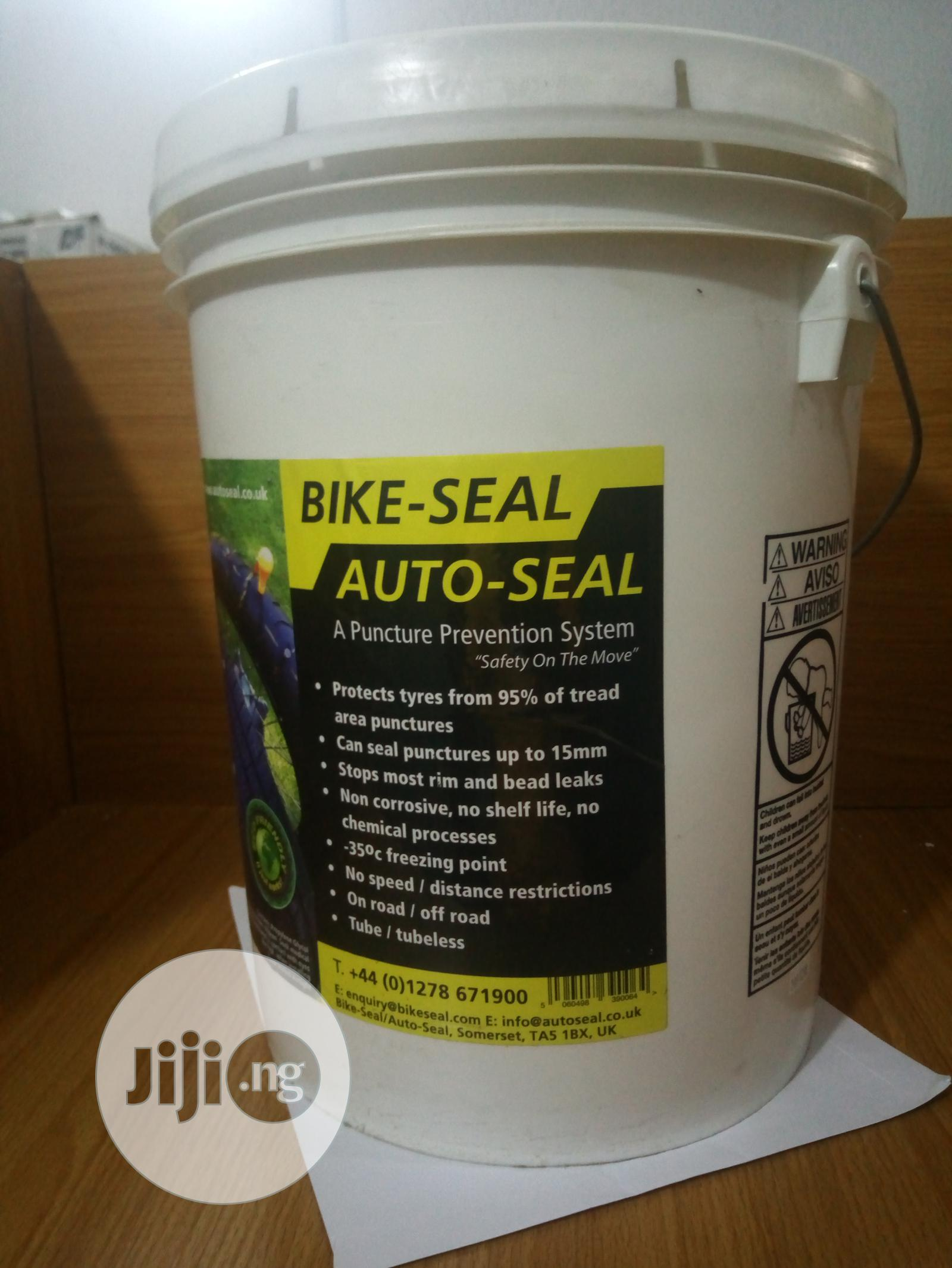 Archive: Auto-seal Puncture Prevention 20ltrs(Bucket)