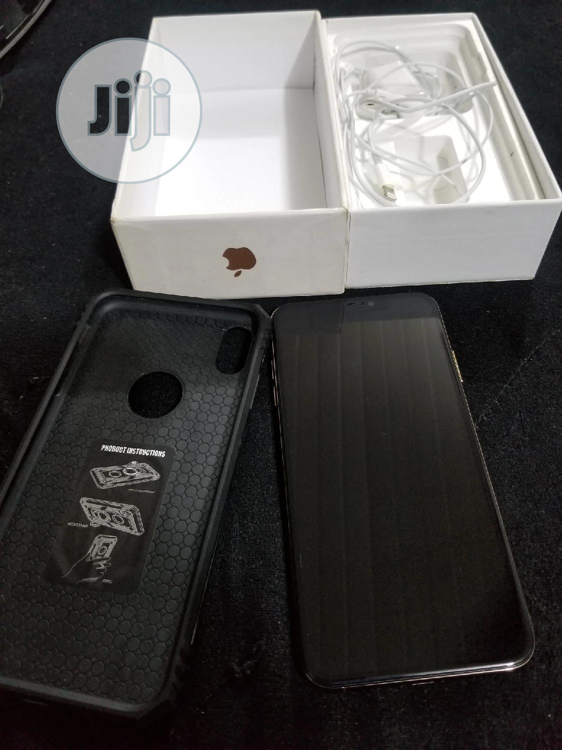 Apple iPhone XS Max 512 GB Gold | Mobile Phones for sale in Central Business Dis, Abuja (FCT) State, Nigeria