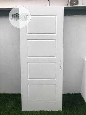 Just 4 Months High Quality Neatly Used Panel Doors | Furniture for sale in Lagos State, Ikoyi