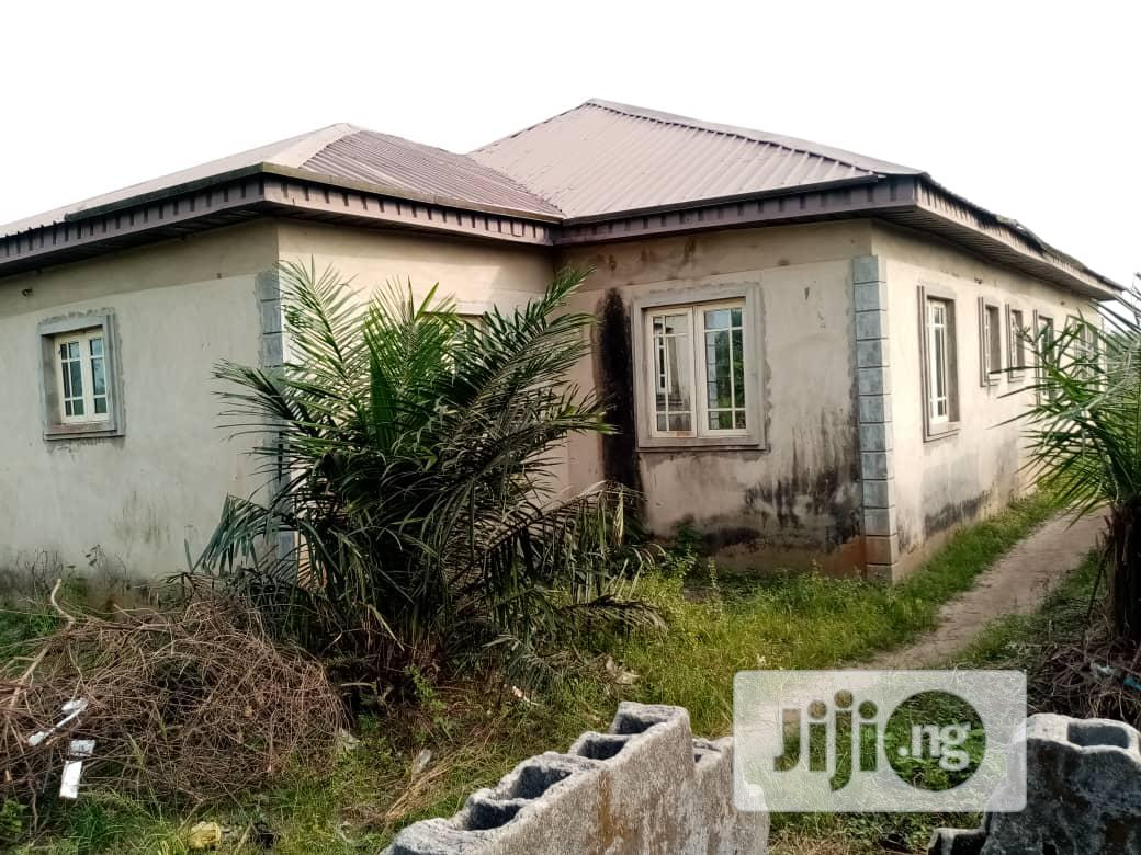 Standard And Cheap 5 Bedroom Bungalow For Sale