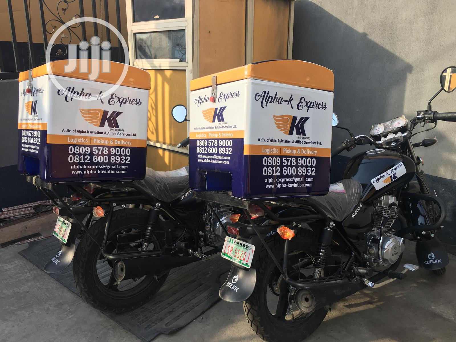 Pickup And Delivery Services