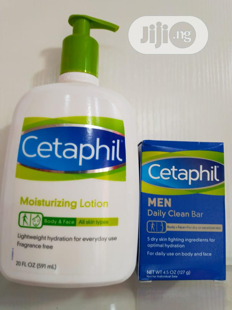 Cetaphil Moisturizing Hydrating Lotion