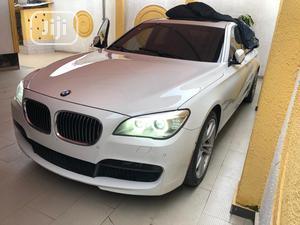 BMW 7 Series 2013 Sedan 750Li xDrive White   Cars for sale in Lagos State, Ikeja